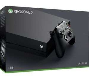 New Sealed Xbox one X Console £389 @ ebay (sold by hitecltd)