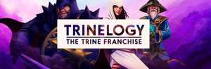 Trineology all three full games @ Steam - £5.68