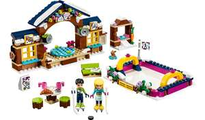 Lego friends snow resort ice rink model 41322, age 6-12 years, £19.97 @ asda direct