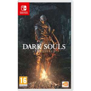 Dark Souls Remastered for Switch (Preorder) £31.30 inc shipping @ PlayAsia - EU Version