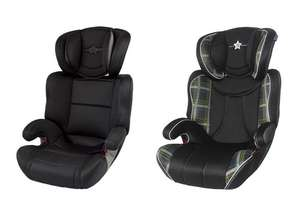 Cozy n Safe K2 Group 2-3 Car Seat, Black & Grey for £20 @ Tesco Direct (Free C&C)
