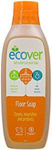 Ecover Floor Soap Concentrated 1 Litre (Pack of 4) - £3.65 @ Amazon (Add on item)