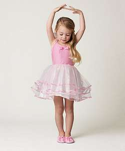 Ballet dress & shoes Dressing up outfit age 3-6 years £4.50 was £15 @ mothercare