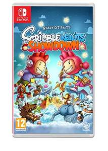 Scribblenauts Showdown (Nintendo Switch Preorder) £25.85 @ Base
