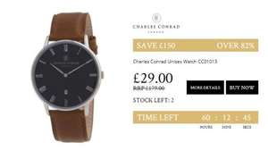 Up to 90% off some really nice watches with FREE Next Day Delivery @ Watches2u