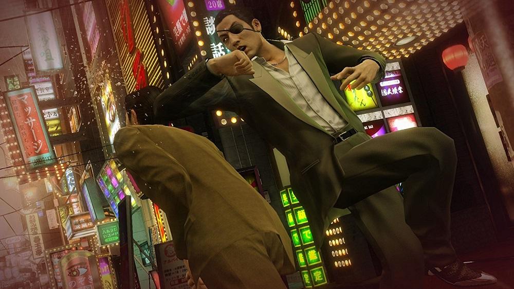 Yakuza 0 - PS4 -  'As New' Condition - Boomerangrentals - £17.89