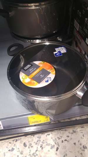 Non-Stick Stockpot Aluminium 28cm @ Asda instore (Coventry) - £8