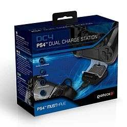 Dual Charging PS4 Dock Station for £5 @ GAME
