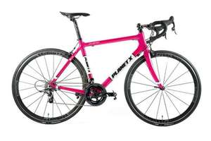 Pink Planet X Pro Carbon Shimano Ultegra 6800 Mix Road Bike Large with coupon code PRSHIMAN20 - £799.99 @ Planet X