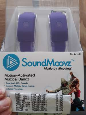 Soundmoovz in asda £8!!