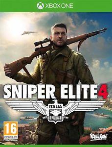 Sniper Elite 4 xb1/ps4 brand new at shopto ebay for £19.85