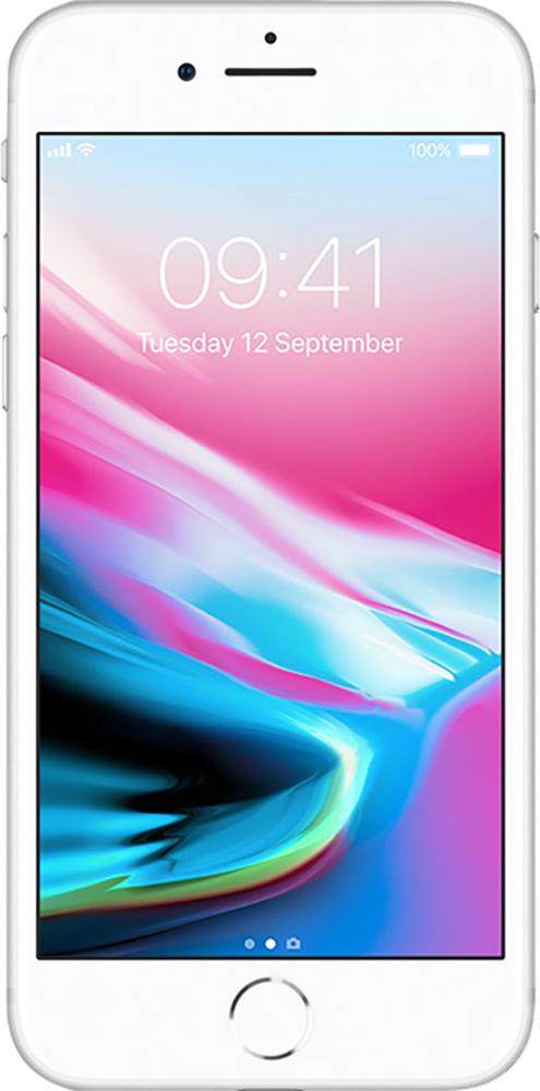 Apple iPhone 8 - 64gb - Silver - Unlocked - Refurbished Good £489.00 @ Envirofone