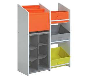 HOME Multifunction Childrens Storage Unit now only £23.99 @ Argos