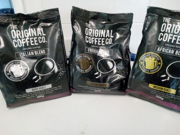 The Original Coffee Co Ground Coffee - £1.49 instore @ The Range (Rotherham)