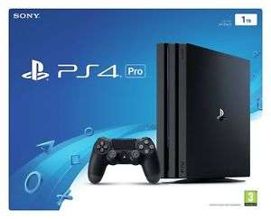 Sony PlayStation PS4 Pro 1TB Refurb A-Grade Argos eBay £229.49 PAYDAY10