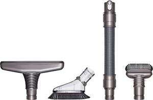 Dyson 4-Piece Handheld Vacuum Cleaner Tool Kit. From the Official Argos Shop on eBay - £18.94 Delivered