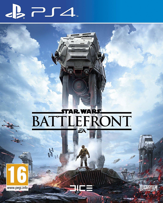 Star Wars: Battlefront PS4 £5.00 @ Asda Direct
