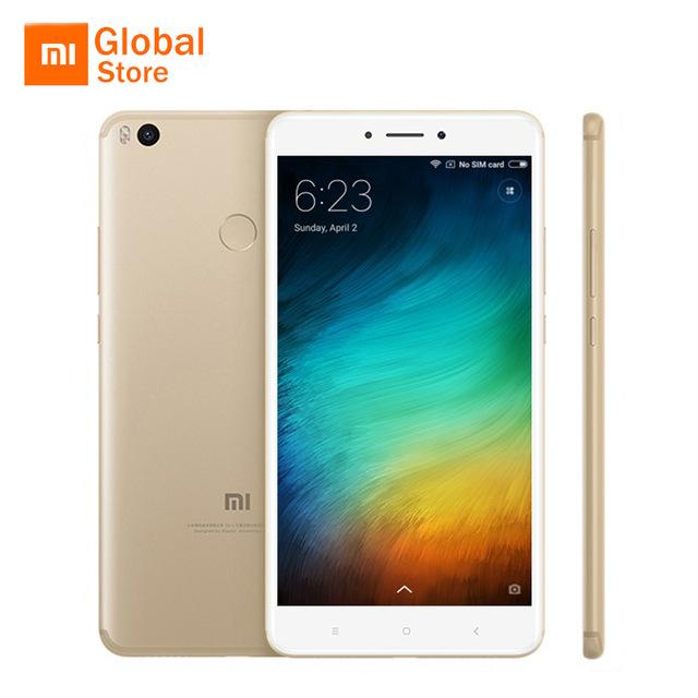 """Global Xiaomi Mi Max 2, 4GB/64GB, 6.44"""", 5300mAh £151 @ AliExpress  Store: Xiaomi Mi Store"""