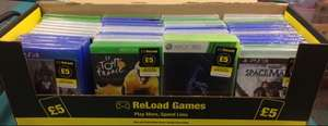 Xbox One PS4 games £5 @ Poundland