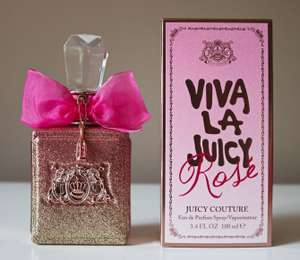 Juicy Corture Viva La Juicy Rose 50ml boots instore for £10