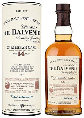 Balvenie Caribbean Cask -  £42 - Amazon