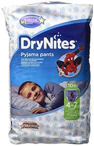 Huggies drynites £2.66 with voucher code. Potentially £2.06 when stacked @ Waitrose