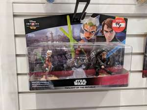 Disney Infinity 3.0 Star Wars - Twilight of the Republic Play Set 99p @ GAME