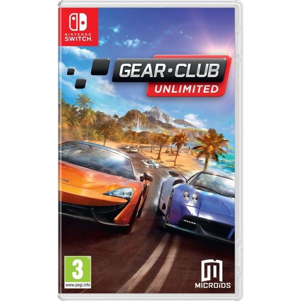 Gear Club Unlimited SWITCH £27.99 @ 365games