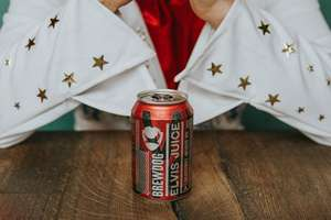 Free beer - schooner of Elvis Juice this weekend at Brewdog bars
