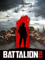 Battalion 1944 PC - CDKEYS £9.50