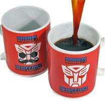 Transformers heat changing mug - CPC - £1.80 (plus £3.59 P&P)