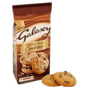 Galaxy Cookies are £1 instore @ Tesco