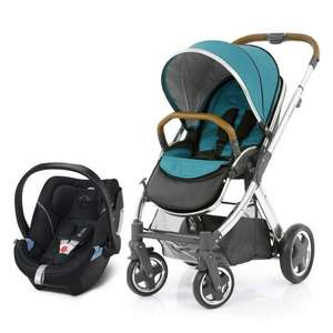 Babystyle Oyster 2 with Free Cybex car seat, free delivery £399 @ Winstanleys Pram World