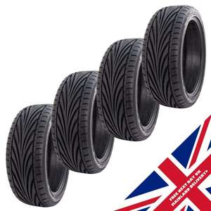 4 x 195/50/15 R15 82V Toyo Proxes T1-R (T1R) Road/Track Day Tyres - 1955015 £131.81 @ DemonTweeks on eBay £118.63 with code