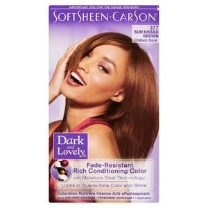 Dark and lovely hair colour, sun kissed brown - £1 @ Morrisons