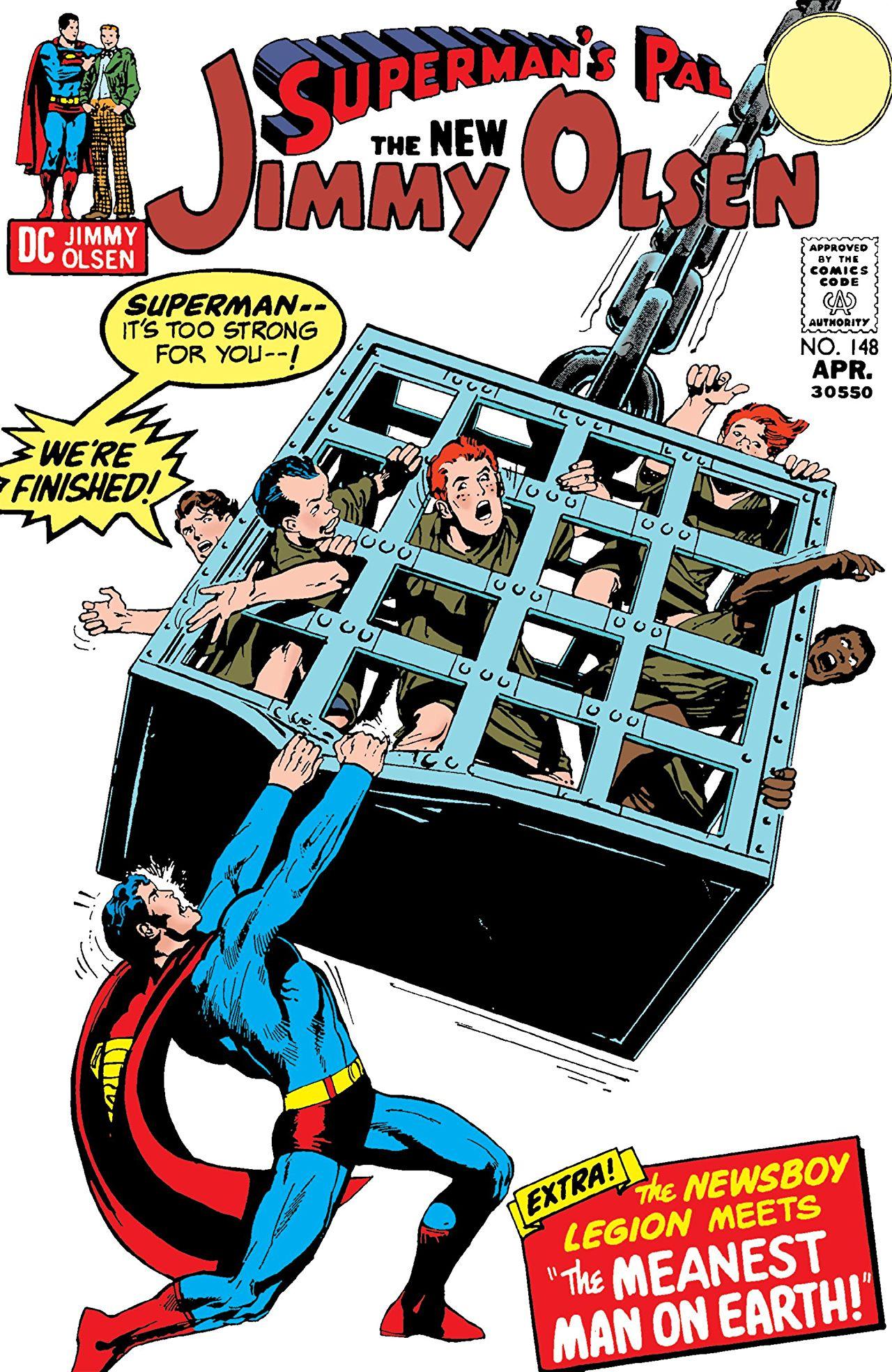 Free Jack Kirby Superman comic Free @ Comixology