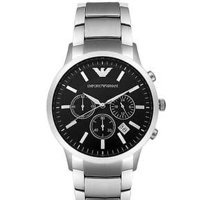 Emporio Armani AR2434 Stainless Steel Men's Watch, free delivery by eBay (Sold by baywizard2018) - £79.96