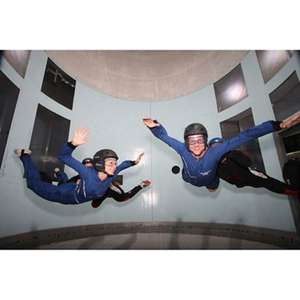 Activity Superstore - Indoor Skydiving gift experience for 2 £49 @ Debenhams