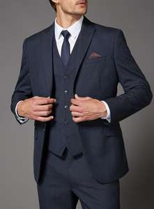 Pure wool 3 piece suit £80 @ Sainsburys