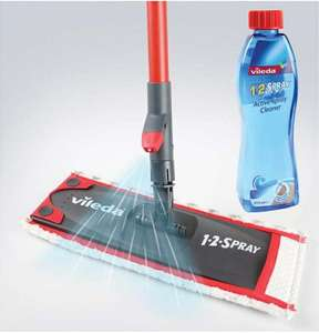 Vileda 1-2-spray mop and accessories £11 instore @ Asda