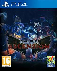Space Hulk Ascension for PS4 £13.23 (Prime) / £15.22 (non-Prime) at Amazon