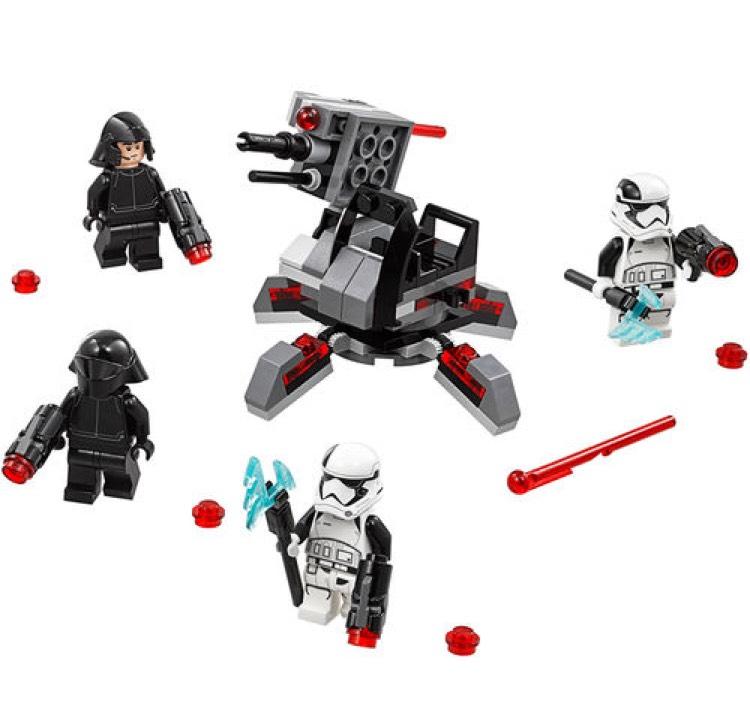 Various LEGO Star Wars Sets Reduced @ Tesco Hermiston Gait