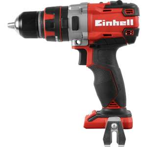 Einhell Brushless combi drill with 3.0Ah battery and charger £87.96 with code @ Toolstation