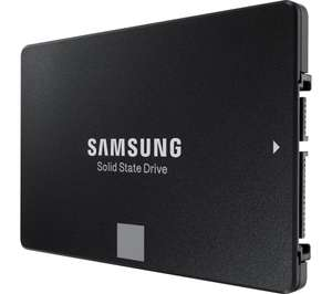 "SAMSUNG EVO 860 2.5"" Internal SSD - 1 TB  + Quidco £299.99 at Currys"