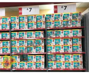 Pampers Jumbo Box Pants £7 @ Asda Chadderton Oldham