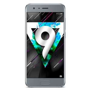 Honor 9 64GB (Dual SIM/NFC) Dual Camera UK SIM-Free Smartphone (Grey) - £279.95 @ Amazon