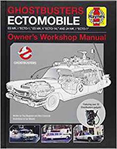 Ghostbusters Owners' Workshop Manual: Ectomobile (Haynes) £7.99 learnearlybooks / Ebay