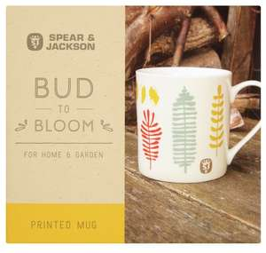 Spear and Jackson Bud to bloom mug £0.50 @ Morrison's online