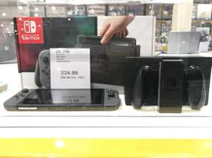 Nintendo Switch (Grey) Console £269.98 (£224.99 Without VAT) @ Costco instore