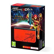 New Nintendo 3DS XL Samus Edition £159.99 @ game.co.uk